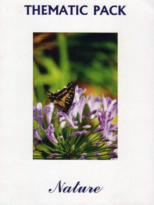 India Spl 2003 Thematic Nature Stamp Pack Butterflies