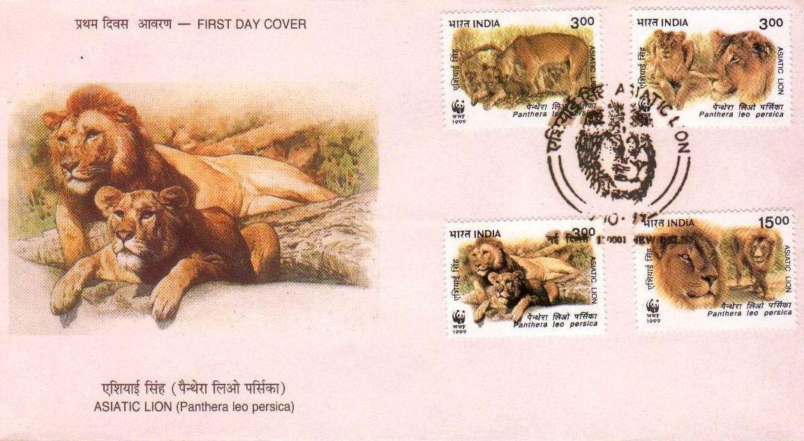 Wildlife First Day Covers