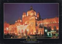 Pakistan Beautiful Postcard Lahore Musuem