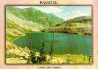 Pakistan Beautiful Postcard Lalusar Lake