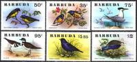 Barbuda 1976 Beautiful Stamps Set MNH