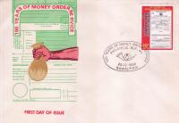 Pakistan Fdc 1980 Centenary of Money Order Service